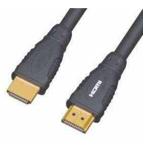 PremiumCord Kabel HDMI A - HDMI A M/M 2m,zlac.kon.
