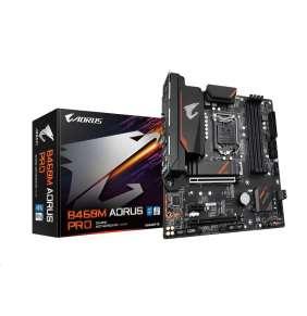 Gigabyte B460 AORUS PRO, Intel B460, LGA1200, 4xDDR4, LaN, HDMI, DP, mATX