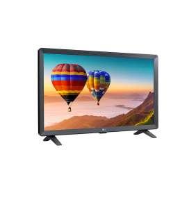 "LG MT TV LCD 23,6""  24TN520S - 1366x768, HDMI, USB, DVB-T2/C/S2, repro, SMART"