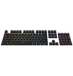 SPC Gear KC104 set kláves BK / 104 kláves / černé