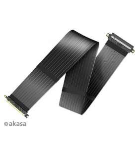 AKASA Riser black XL, 100 cm
