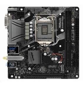 ASRock MB Sc LGA1151 B365M-ITX/AC, Intel B365, 2xDDR4, HDMI, DP