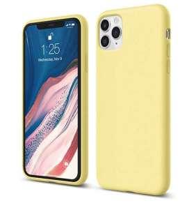 Elago kryt Silicone Case pre iPhone 11 Pro Max - Yellow