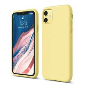 Elago kryt Silicone Case pre iPhone 11 - Yellow