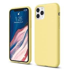Elago kryt Silicone Case pre iPhone 11 Pro - Yellow