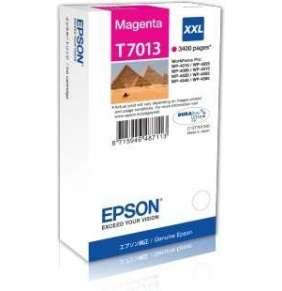 EPSON Ink bar WorkForce-4000/4500 - Magenta XXL - 3400str. (34,2 ml)