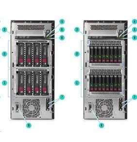 HPE ML110 Gen10 3204 1P 16G NHP Svr