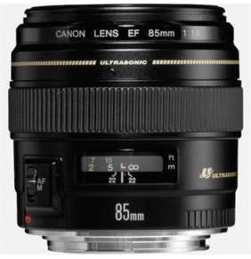 Canon REPASE - EF 85mm f/1.8 USM