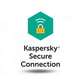 ESD Kaspersky Secure Connection 5x 1 uživatel 1 rok Nová