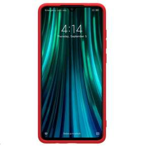 Nillkin Rubber Wrapped Protective Case pro Xiaomi Redmi Note 8 PRO Red