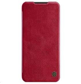 Nillkin Qin Leather Case pro Xiaomi Redmi Note 8T (Bright Red)