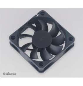přídavný ventilátor Akasa 60x60x15 black