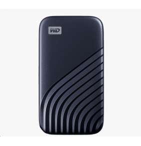 Ext. SSD WD My Passport SSD 1TB modrá