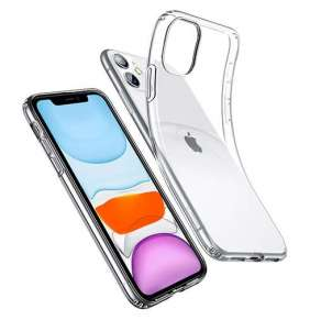 ESR kryt Essential Zero Protective Case pre iPhone 11 - Clear