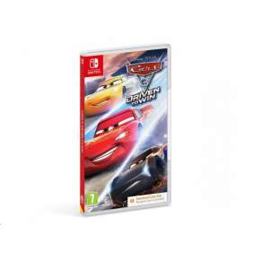 SWITCH hra Cars 3: Driven to Win