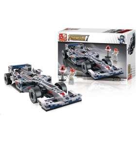 Sluban B-0352 Formule F1 257 dílků