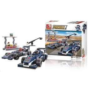 Sluban B-0355 Formule F1 Grand Prix 300 dílků