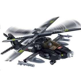 Sluban B-0511 Útočná helikoptéra 293 dílků
