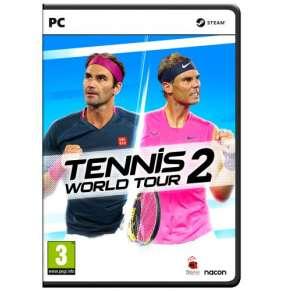 PC - Tennis World Tour 2