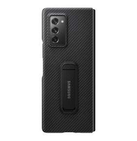 Samsung Aramid Standing Cover pro Z Fold 2 Black