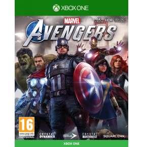 XOne - Marvel´s Avengers