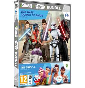 PC - The Sims 4 + Star Wars - bundle