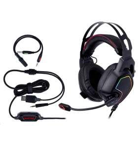 TRACER herní sluchátka s mikrofonem GAMEZONE Raptor V2