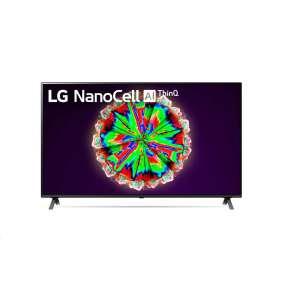 """LG SMART LED TV 49""""/ 49NANO80/ 4K Ultra HD 3840x2160/ DVB-T2/S2/C/ H.265/HEVC/ 4xHDMI/ 2xUSB/ Wi-Fi/ LAN/ G"""