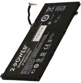 2-POWER Baterie 11,4V 4450mAh pro Acer Aspire VN7-571, VN7-572G, VN7-593G, VX5-591G, Spin SP314-51