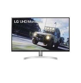 """LG monitor 32UN500 VA 4K / 31,5"""" / 3840x2160 / 16:9 / 350cd/m2 / 4ms / DP/ HDMI / repro"""