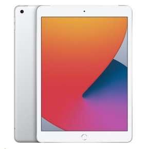iPad 32GB Wi-Fi + Cellular Silver (2020)