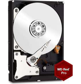 WD Red WD4003FFBX 4TB HDD 3.5'', SATA/600, IntelliPower, 256MB, 24x7, NASware™