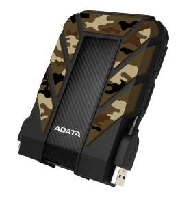 "ADATA HD710MP 2TB External 2.5"" HDD Military"