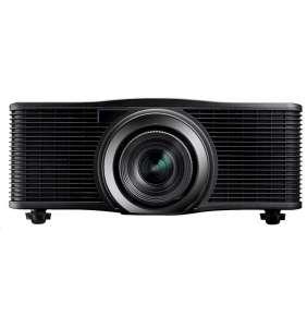 Optoma projektor ZU660e Black (DLP, Laser, FULL 3D, WUXGA, 6 500 ANSI, 100 000:1, VGA, HDMI, RS232, RJ45)