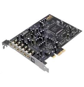 CREATIVE zvuková karta/ Sound Blaster AUDIGY RX/ interní/ 7.1/ PCI-E