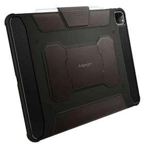 "Spigen puzdro Rugged Armor Pro Case pre iPad Pro 12.9"" 2020 – Gunmetal"