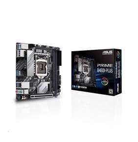 ASUS PRIME B460I-PLUS / B460 / Intel LGA 1200 / 2x DDR4 / M.2 / HDMI / DP / Mini-ITX