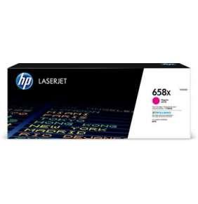 HP 658X Magenta LaserJet Toner Cartridge