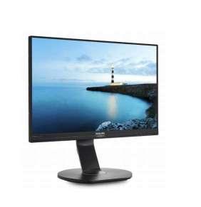 """Philips MT IPS LED 23,8"""" 241B7QPTEB/00 - IPS panel, 1920x1080, D-Sub, DP, miniDP, HDMI, USB, repro, pivot"""