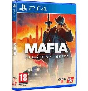 PS4 - Mafia: Definitive Edition