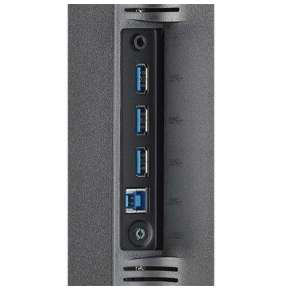 """24"""" LCD NEC EX241UN,1920x1080,IPS,no stand,BK"""