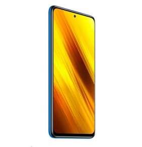 "Xiaomi POCO X3 NFC - modrá   6,67"" IPS/ 6GB RAM/ 128GB/ LTE/ Dual SIM/ Android 10"
