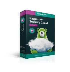 Kaspersky Security Cloud Family 10x 1 rok Nová