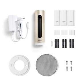 Netatmo Smart Alarm system s kamerou