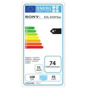 SONY BRAVIA KDL43WF665 Smart Full HD TV