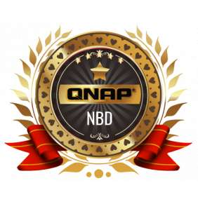 QNAP 5 let NBD záruka pro TVS-1282-i7-32G-450W