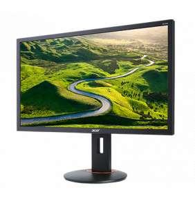 """27"""" LCD Acer XF270HA - TN,FullHD,1ms,240HZ,400cd/m2, 100M:1,16:9,DVI,HDMI,DP,repro,pivot,výškov.nast"""