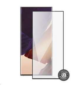 Screenshield ochrana displeje Tempered Glass pro SAMSUNG Galaxy Note 20 Ultra (N985), (full cover), černá