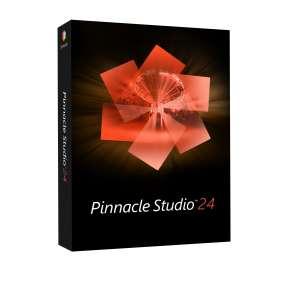 PinnacleStudio24StandardMLEU - Windows, EN/CZ/DA/ES/FI/FR/IT/NL/PL/SV - BOX