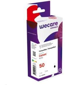 WECARE ARMOR cartridge pro CANON Pixma iP 2200, MP150, MP460, MX310 Black (PG-50) černá/black 22ml, 610 str